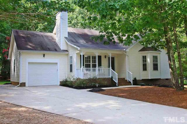 205 Eagle Stone Ridge, Youngsville, NC 27596 (#2337478) :: Saye Triangle Realty