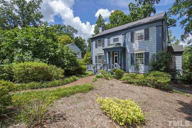 2331 Byrd Street, Raleigh, NC 27608 (#2337543) :: Marti Hampton Team brokered by eXp Realty