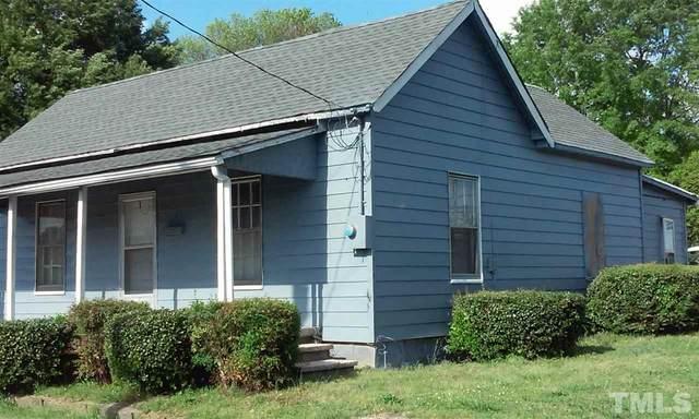 1102 N Church Street, Henderson, NC 27536 (#2337595) :: The Results Team, LLC