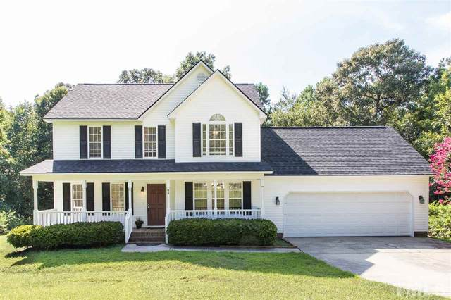 98 Greenway Drive, Clayton, NC 27520 (#2337785) :: Realty World Signature Properties
