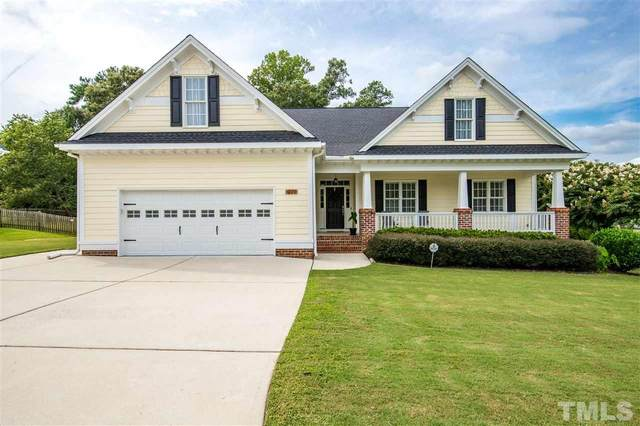 271 Kintyre Drive, Clayton, NC 27520 (#2337800) :: Triangle Top Choice Realty, LLC
