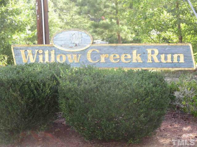 Lot 32 Willow Creek Circle, Henderson, NC 27537 (#2337821) :: Marti Hampton Team brokered by eXp Realty