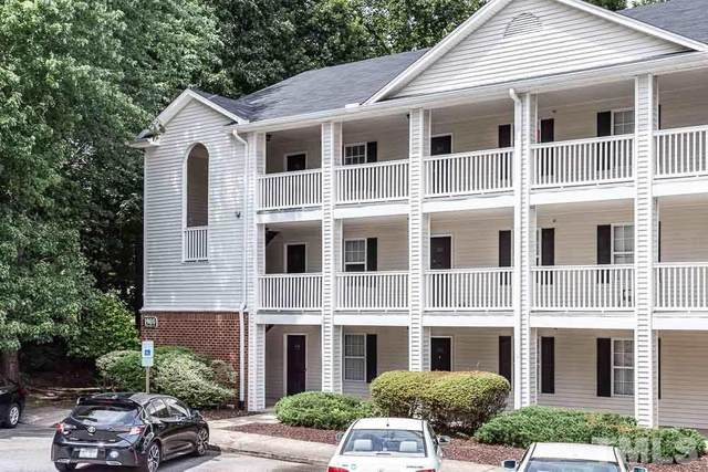 1900 Trailwood Heights Lane #104, Raleigh, NC 27603 (#2337833) :: Marti Hampton Team brokered by eXp Realty