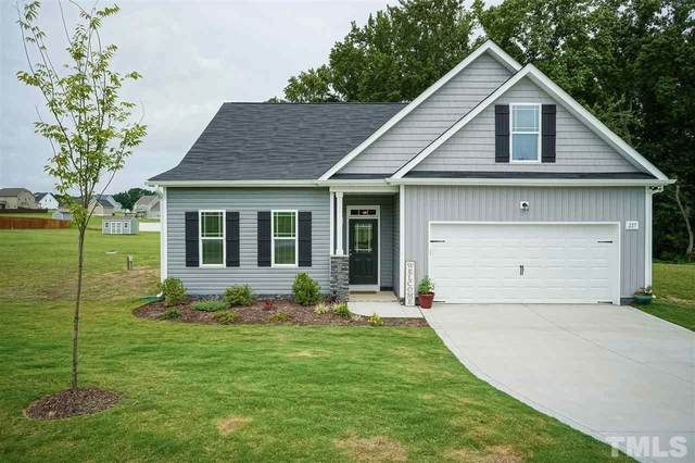 227 Heart Pine Drive, Wendell, NC 27591 (#2337845) :: Raleigh Cary Realty