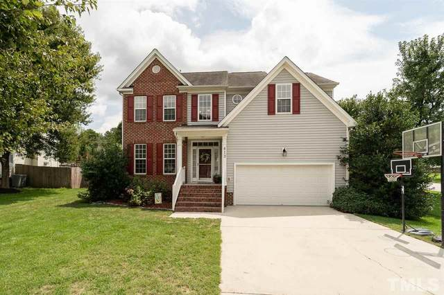 413 Magnolia View Lane, Rolesville, NC 27571 (#2337851) :: Team Ruby Henderson