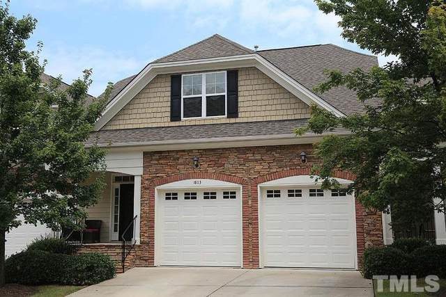 1803 Pierre Place, Apex, NC 27502 (#2337864) :: Saye Triangle Realty
