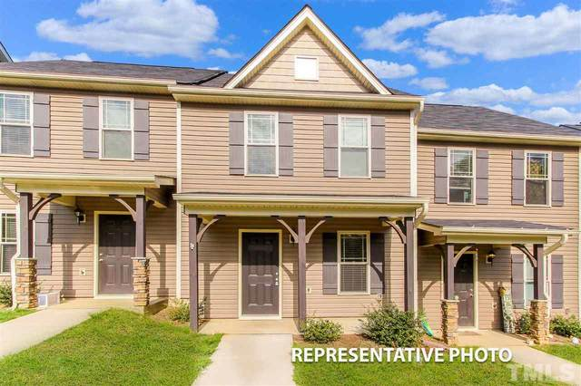 85 Longleaf Pine Street, Clayton, NC 27527 (#2337879) :: Triangle Just Listed