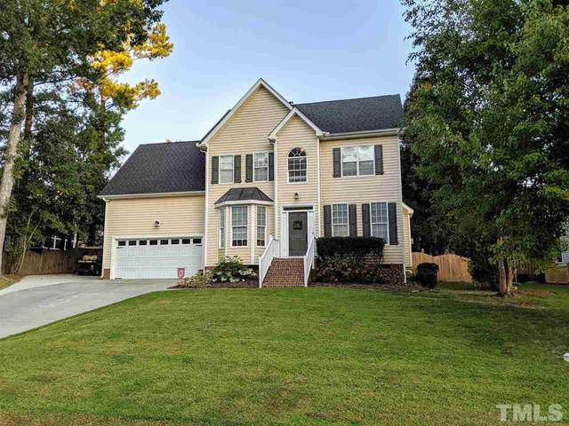 1805 Patterson Grove Road, Apex, NC 27502 (#2337894) :: The Rodney Carroll Team with Hometowne Realty