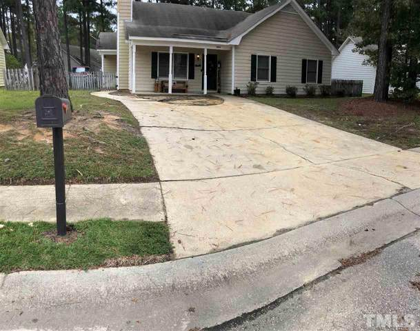 2104 Tanglewood Road, Rocky Mount, NC 27804 (MLS #2337899) :: On Point Realty