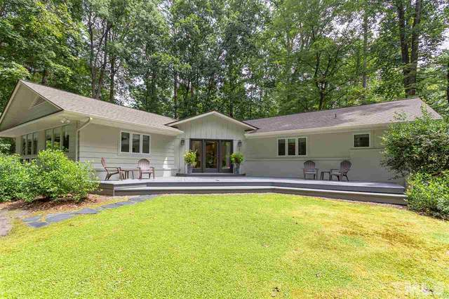 513 Morgan Creek Road, Chapel Hill, NC 27517 (#2338072) :: Marti Hampton Team brokered by eXp Realty