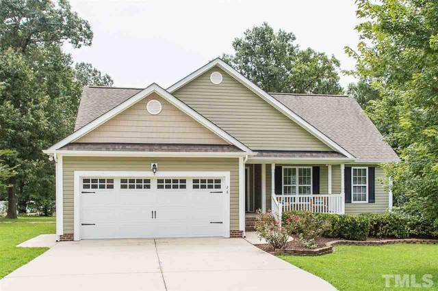 28 Burrage Drive, Angier, NC 27501 (#2338089) :: Triangle Top Choice Realty, LLC