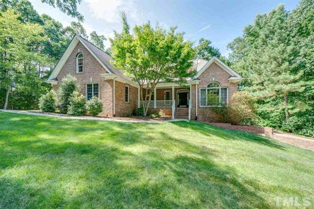 105 Serrano Way, Chapel Hill, NC 27517 (#2338101) :: Raleigh Cary Realty