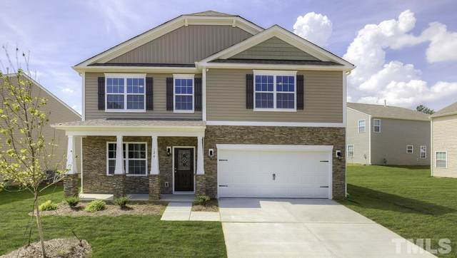 120 Norris Creek Drive, Clayton, NC 27527 (#2338110) :: The Perry Group