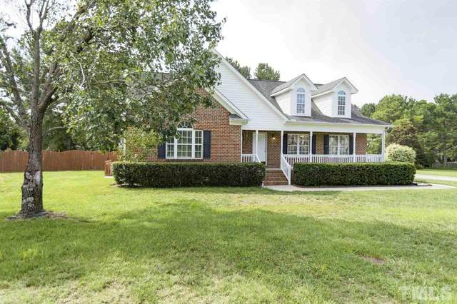 117 Wall Creek Drive, Rolesville, NC 27571 (#2338126) :: Realty World Signature Properties
