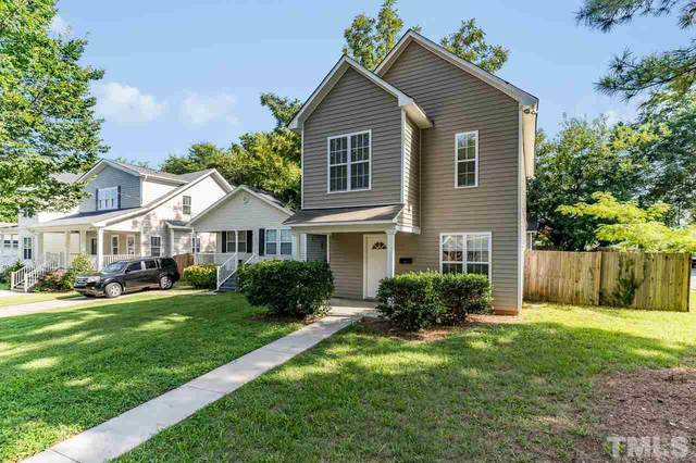 1502 E Lane Street, Raleigh, NC 27610 (#2338171) :: Triangle Just Listed
