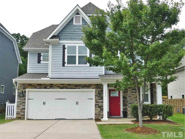 2808 Bogle Branch Court, Raleigh, NC 27606 (#2338173) :: The Rodney Carroll Team with Hometowne Realty