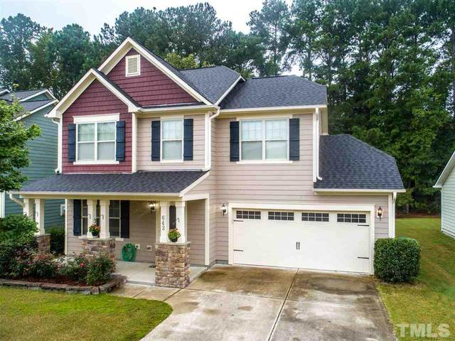 642 Apalachia Lake Drive, Fuquay Varina, NC 27526 (#2338232) :: The Results Team, LLC