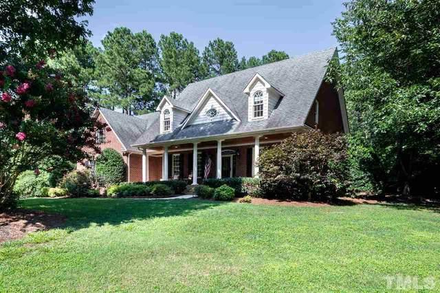 8000 Joshua Woods Drive, Wake Forest, NC 27587 (#2338235) :: Saye Triangle Realty