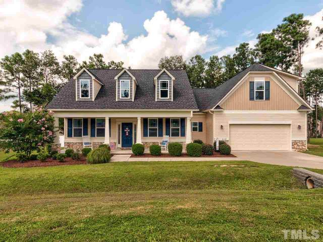 418 Timberland Drive, Angier, NC 27501 (#2338263) :: Triangle Top Choice Realty, LLC