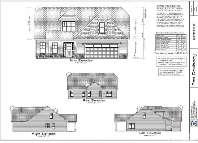 273 Etowah Drive Dewberry Lot 12, Wendell, NC 27591 (#2338264) :: Bright Ideas Realty