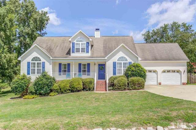 1101 Linden Crest Road, Raleigh, NC 27603 (#2338295) :: Triangle Just Listed