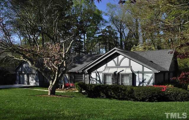 3116 Braddock Drive, Raleigh, NC 27612 (#2338304) :: Sara Kate Homes