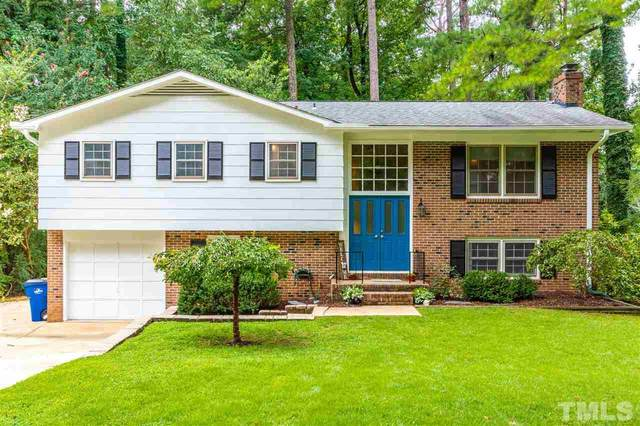 7309 Fiesta Way, Raleigh, NC 27615 (#2338329) :: Marti Hampton Team brokered by eXp Realty