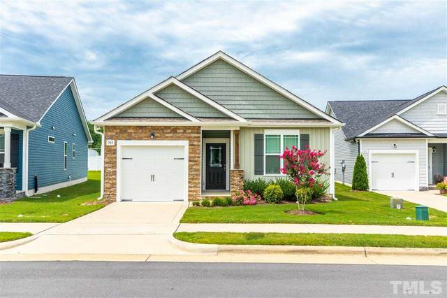 303 Bella Square, Smithfield, NC 27577 (#2338332) :: Marti Hampton Team brokered by eXp Realty