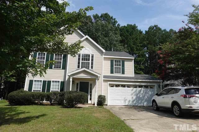 9512 Erinsbrook Drive, Raleigh, NC 27617 (#2338344) :: Realty World Signature Properties