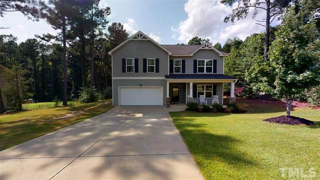 196 Tilden Howington Drive, Lillington, NC 27546 (#2338346) :: Triangle Just Listed