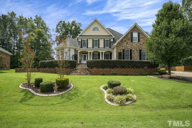 112 Gehrig Lane, Clayton, NC 27527 (#2338349) :: The Rodney Carroll Team with Hometowne Realty