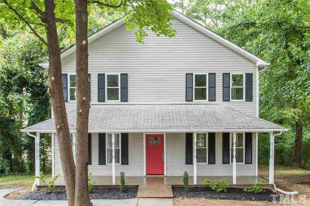 303 Golf Course Drive, Raleigh, NC 27610 (#2338361) :: Bright Ideas Realty