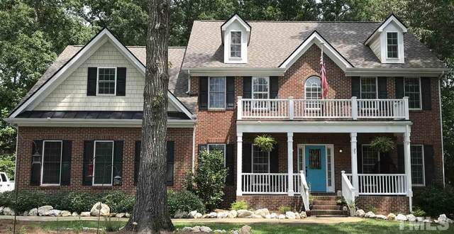 25 Chaucer Court, Zebulon, NC 27597 (#2338363) :: Bright Ideas Realty