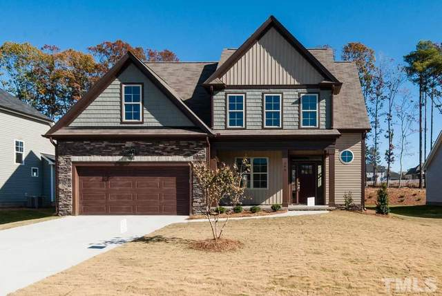 50 Kathleen Court, Youngsville, NC 27596 (#2338366) :: The Perry Group