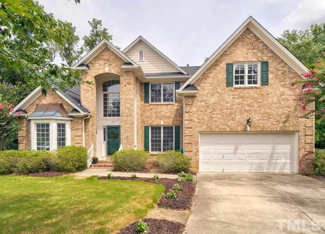 211 Forest Brook Drive, Cary, NC 27519 (#2338396) :: Triangle Just Listed