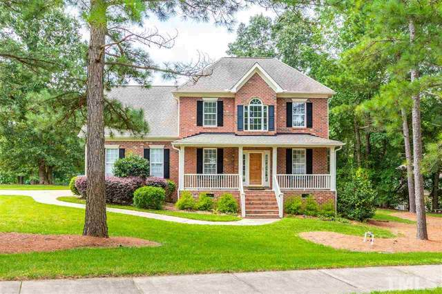 408 Green Turret Drive, Rolesville, NC 27571 (#2338420) :: Realty World Signature Properties
