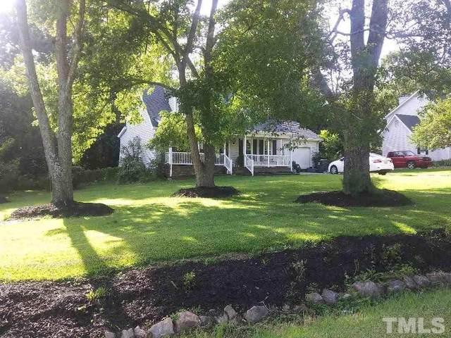 8436 Wyndridge Drive, Apex, NC 27539 (#2338437) :: The Perry Group