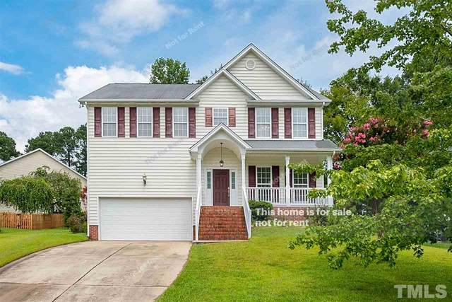 117 Gussett Drive, Garner, NC 27529 (#2338438) :: Masha Halpern Boutique Real Estate Group