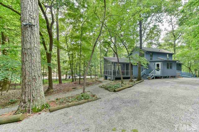 122 Dixie Drive, Chapel Hill, NC 27514 (#2338440) :: Marti Hampton Team brokered by eXp Realty