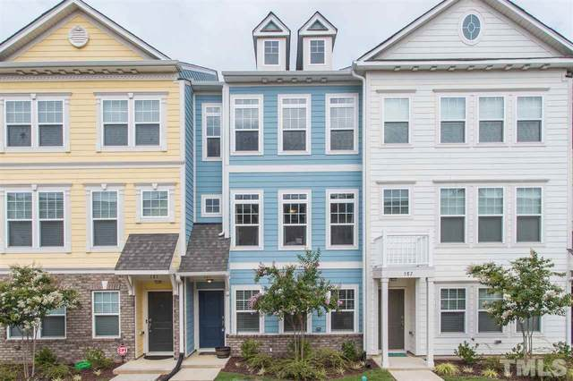 585 Grand Central Station, Apex, NC 27502 (#2338466) :: Triangle Just Listed