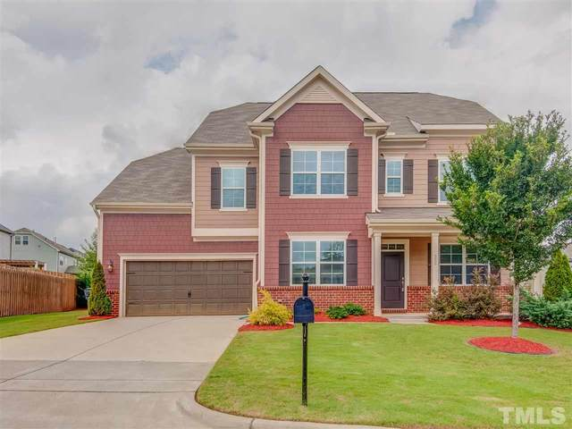 305 Dinsorette Lane, Apex, NC 27539 (#2338500) :: Triangle Just Listed