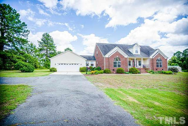 3781 Swanns Station Road, Sanford, NC 27332 (#2338501) :: Classic Carolina Realty
