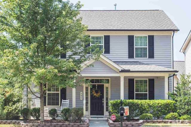 906 Keystone Park Drive, Morrisville, NC 27560 (#2338505) :: Realty World Signature Properties