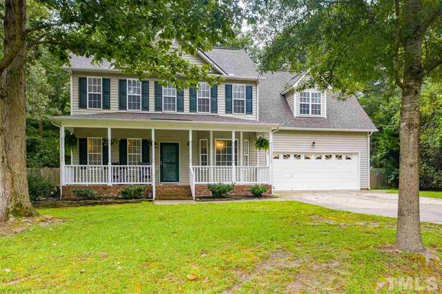338 Spearhead Place, Clayton, NC 27520 (#2338527) :: Spotlight Realty