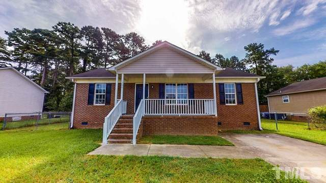 1206 Franklin Street, Goldsboro, NC 27530 (#2338553) :: Marti Hampton Team brokered by eXp Realty