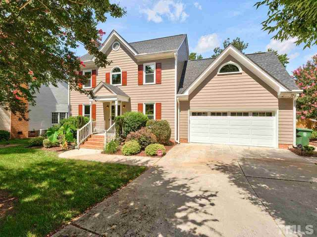 109 Saddlehorn Court, Cary, NC 27513 (#2338586) :: Dogwood Properties
