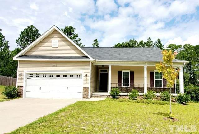 323 English Oak Drive, Bunnlevel, NC 28323 (#2338587) :: The Perry Group