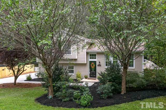 1124 Manchester Drive, Cary, NC 27511 (#2338588) :: The Rodney Carroll Team with Hometowne Realty