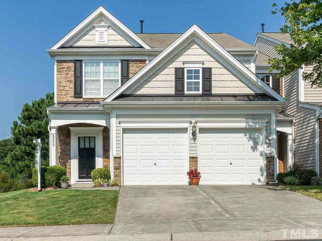 8209 Saltwood Place, Raleigh, NC 27617 (#2338591) :: Realty World Signature Properties