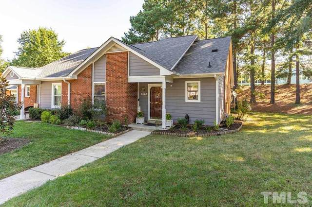 501 Huntington Park Drive, Morrisville, NC 27560 (#2338595) :: Marti Hampton Team brokered by eXp Realty